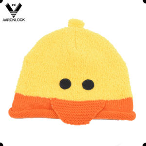 Winter Kids Cute Hat Duck Pattern pictures & photos