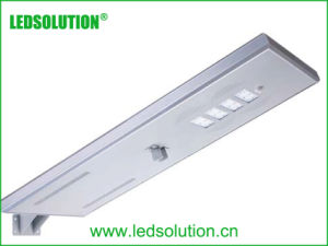 40W LED Integrated Solar Panel Solar Street Light pictures & photos
