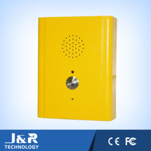 Vandal Resistant Elevator Phones VoIP Phone Emergency Lift Telephones pictures & photos