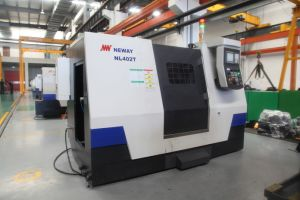 Horizontal CNC Lathe (NL402T) pictures & photos