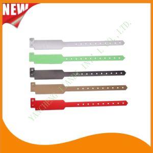 Hospital Plastic ID Bracelet Wristbands (8020B2) pictures & photos