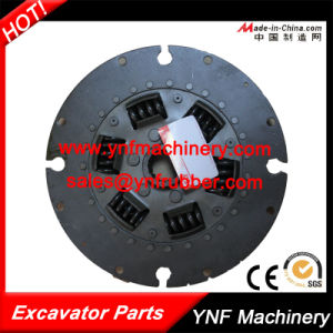 6D105 Clutch Plate Damper Plate for Komatsu PC400-6 PC200-6 Excavator pictures & photos