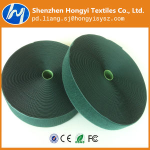 Professional Colored Nylon Hook and Loop Tape pictures & photos