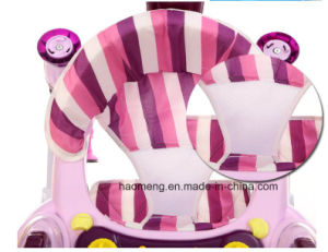 Multifunction Baby Walker with Music, Rocking and Sunshade pictures & photos