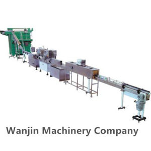 Automatic Leather Spray Filling Line for Aerosol Can pictures & photos