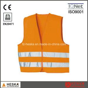 En20471 Safety Workwear Waistcoat Menshi Vis Vest pictures & photos