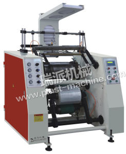 Automatic Stretch Film Slitting Rewinding Machine pictures & photos