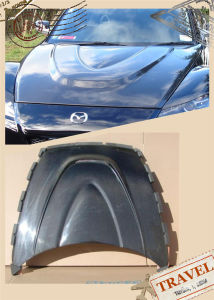Carbon Fiber Hood for Mazda Rx8 2004+ pictures & photos