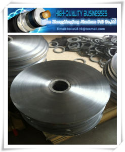 High Quality Insulation Materials Aluminum Tape Film Al Pet Emaa+Al / Poly+Al Details pictures & photos