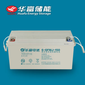 12V 150ah UPS Use Gel Battery pictures & photos