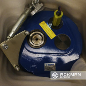 Ta Series Shaft Mounted Gearbox Reducer with Back Stop pictures & photos