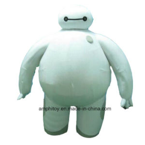 Best Quality Baymax Cartoon Costume for Party Birthday