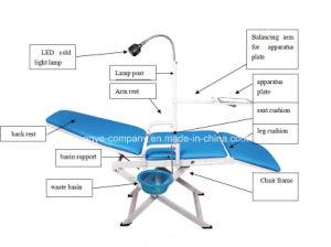 Folding Dental Chair/ Portable Dental Chair