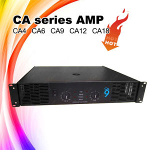 Ca Series 2 Channel Professional Audio Amplifier pictures & photos