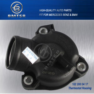 New Thermostat Housing for W201 W124 W463 190e 1022000417 102 200 04 17 pictures & photos