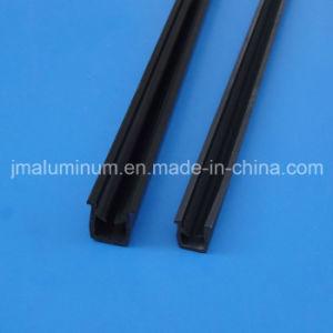 Cover Profiles T-Slot Aluminum Extrusion for U Shape Groove Dcu-10 Panel Fastener pictures & photos
