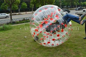 Inflatable Bumper Ball/PVC Inflatable Bubble Soccer /Inflatable Bumper Body Ball for Team Games pictures & photos