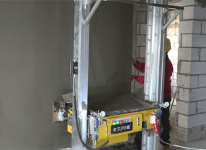 Automatic Wall Concrete Rendering Machine/ Plaster Machine pictures & photos