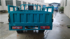 200cc Max Loading 1500kg New Water Cooling Truck Cargo Tricycle pictures & photos