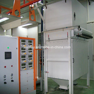 Auto Coating Line with Fast Color-Changing Booth System pictures & photos