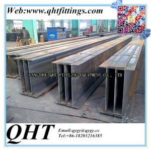 GB/T3091-2001 Steel H Beams in High Quality pictures & photos