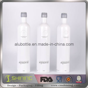 Empty Aluminum Drinking Beverage Wine Bottles pictures & photos