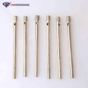 High Quality Diamond Coated Drills for Glass pictures & photos