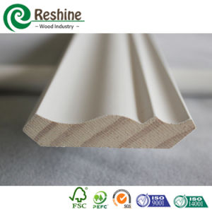 Primer Coated Wood Pine Unfinished Mouldings