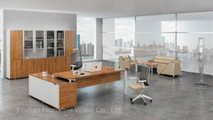New Design Office Manager Director Executive Table (HF-MB006) pictures & photos
