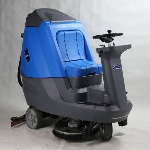 Dycon Driving Floor Scrubber with Battery pictures & photos