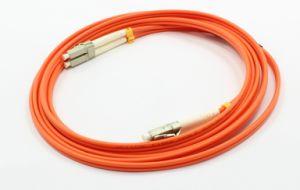 Multimode Duplex Fiber Optic LC-LC pictures & photos