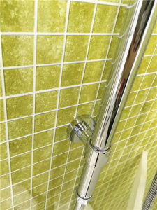 Solid Brass Sanitary Ware Round Bathroom Shower Mixer (ARF5064) pictures & photos