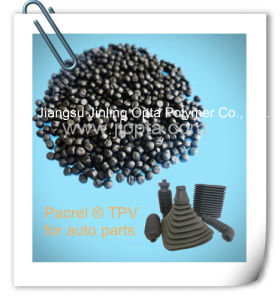Pacrel TPV Automotive Injection and Extrusion Materials with ISO, SGS, RoHS pictures & photos