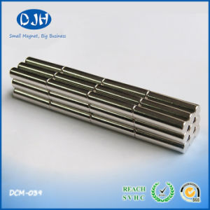 Small Earth Cylinder Shape NdFeB Magnet for Industry pictures & photos