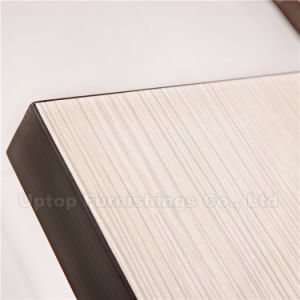 (SP-RT458) China Furniture Factory Promotion HPL Restaurants Tables pictures & photos