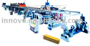 5 Ply Corrugated Cardboard Production Line pictures & photos