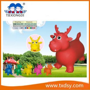 Jumping Animal Toy, Kid Riding Horse Toy Cheap on Sales pictures & photos