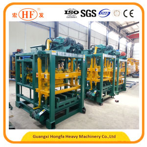 Fully Automatic Machinery for Interlock Brick Paving Block Making Machine pictures & photos