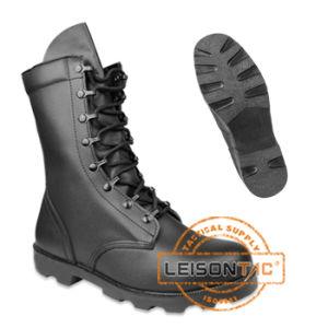 Tactical Boots Adopting Full-Grain Leather pictures & photos
