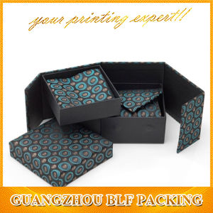 Necktie Packaging Box Full Color Printing pictures & photos