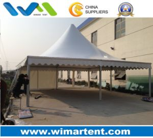 8X8m Outdoor White Aluminum PVC Pagoda Tent pictures & photos