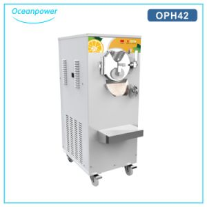 Gelato Ice Cream Making Machine (Oceanpower OPH42) pictures & photos