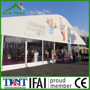 Curve Roof 1000 Seater Wedding Marquee Tent for Party Event pictures & photos