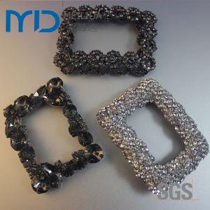 Shiny Diamond Decorative Shoe Buckle for Women′s Sandals pictures & photos