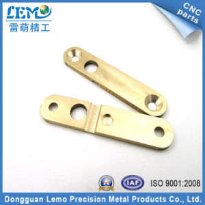 CNC Machined Parts with Brass pictures & photos