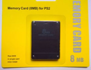 Memory Card for PS2 (8MB-64MB)