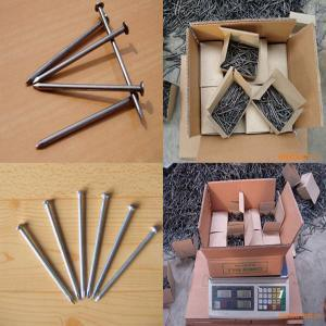 Black or Galvanized Common Nails (ZL-CN) pictures & photos