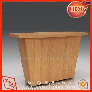 MDF Counter Table Counter Cashier Desk pictures & photos