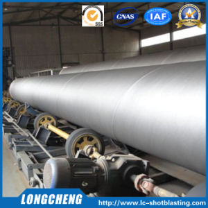 Good Quality Automatic Roller-Type Pipe Cleaning Machine