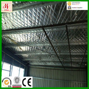 Construction Pre-Engineered Steel Structure Office Building with Godown pictures & photos